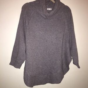 Bishop + Young wool blend cowl neck sweater XS